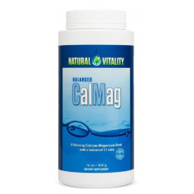 Natural Vitality Balanced CalMag Original 16oz
