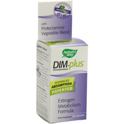 Nature's Way Dim-Plus Capsules, 60-Count