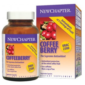 New Chapter Coffee Berry, 30 Vcaps