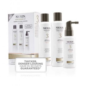 Nioxin System 3 Thinning Hair for Unisex