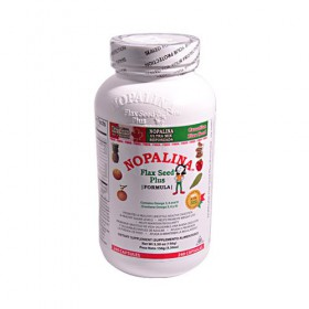 Nopalina Flax Seed Plus Dietary Supplement - 240 Caps