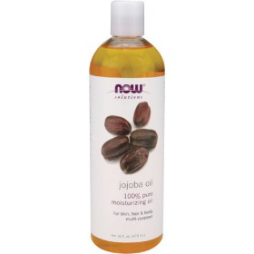 Now Foods Jojoba Oil, 16 oz