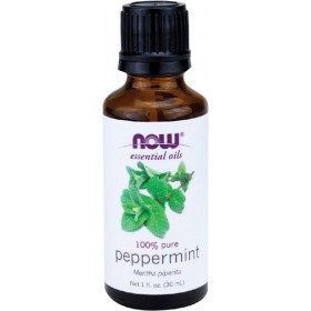 NOW Foods 100% Peppermint Oil, 1 oz