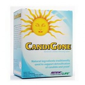 Renew Life CandiGONE Yeast Cleansing Program