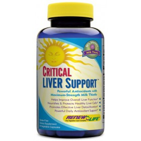 Renew Life Critical Liver Support 90