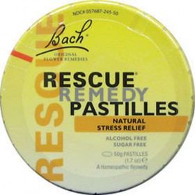 Rescue Remedy Pastilles, 1.7 oz