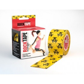 Rocktape Kinesiology Tape for Athletes (Biohazard, 2-Inch x 16.4-Feet)