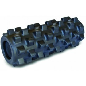 Rumbleroller Deep-Tissue Massage Roller Blue 12.5-Inch