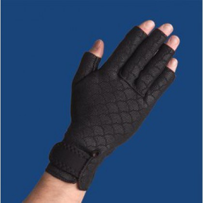 Thermoskin Arthritic Gloves Black, Small