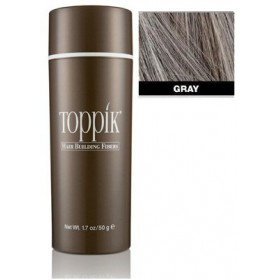 Toppik Hair Building Fibers Gray 1.7oz