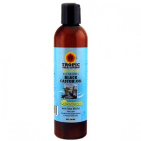 Tropic Isle Jamaican Black Castor Oil Shampoo 8oz
