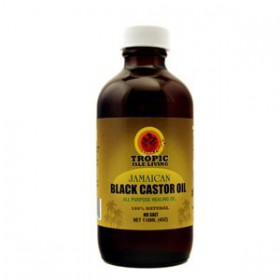 Tropic Isle Jamaican Black Castor Oil 4oz