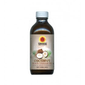 Tropic Isle Jamaican Coconut Black Castor Oil 4oz