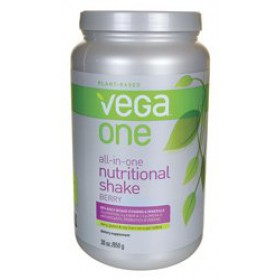 Vega One Nutritional Shake, Berry, 30 oz