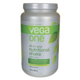 Vega One Nutritional Shake, Natural, 30 oz