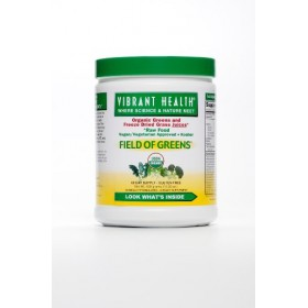 Vibrant Health Organic Field of Greens 15.2oz