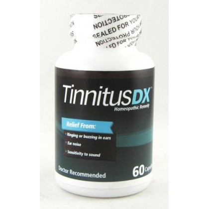 Vita Sciences Tinnitus DX Homeopathic Ear Ringing Remedy Relief for Buzzing Ear Noise